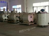 出售二手精磨机 7台苏州苏姑食品机械厂2000升巧克力精磨机