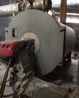 浙江宁波转让一台有机热载体锅炉