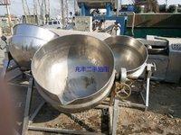 出售各种型号各种类型不锈钢夹层锅