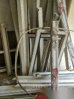 高价回收旧门窗铝合金塑钢防盗门木地板