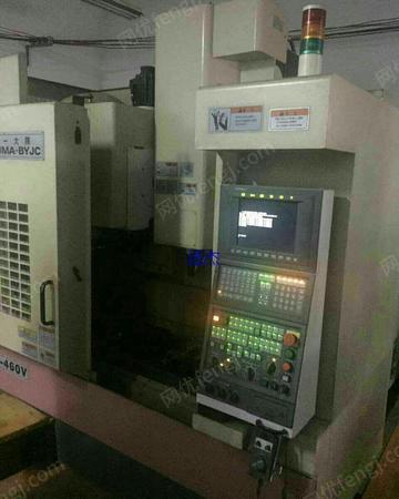 北一大畏MXR-460V和MX45VAE-R加工中心各一台,欢迎详询!