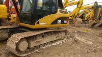极品卡特315d纯土方挖掘机