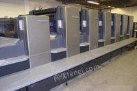 急转让99年海德堡dc1020-6加过油六色印刷机