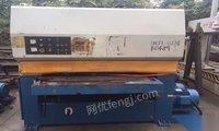 台湾传发一米三砂光机出售