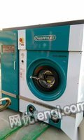 处置积压全封闭全自动干洗机低价