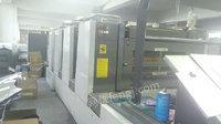 出售13年小森426(四开四色)高配印刷机