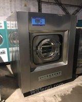 转让库存8公斤四氯乙烯全封闭全自动干洗机等
