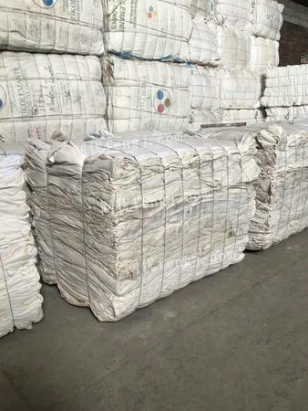 塑料厂采购本色/白色ABS废料(不含杂货)100-200吨/月,用过的白色PP太空包吨袋300-400吨/月