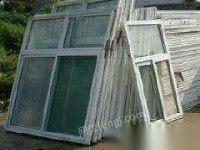 高价回收旧门窗,木地板,铝合金,塑钢,断桥铝