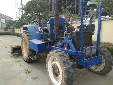 急售二手TA804一A拖拉机