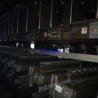 处理整厂生产线北京中丽1500纺丝机