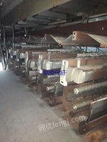 北京中丽835全自动生产线纺丝机出售