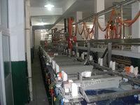 专业收购电镀二手(结业)连续镀(端子镀金线)生产线、手动挂镀线、滚镀线、沉铜线