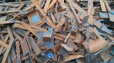 张家界求购二大量废铁
