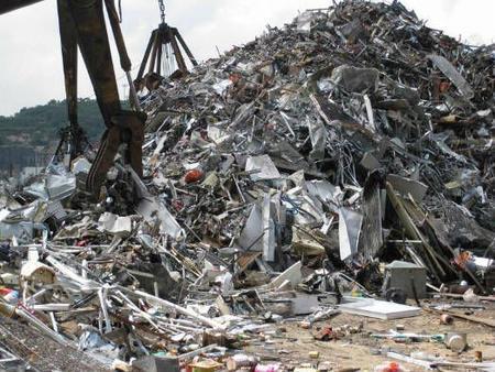 永州高价采购二大量废铁