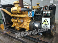 出售二手上柴G128柴油发电机组250KW 2010年产