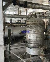 出售二手化纤厂设备牵伸机等设备
