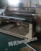 包装厂转让涂硅生产线、涂胶生产线、复卷机