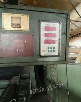 出售二手定型机,韩国2米美光天燃气定型机
