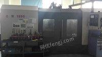 出售二手2010年07年无锡产欧泰精机型号OTM-1890加工中心,9成新