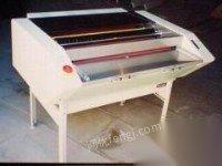 出售二手印刷ps版冲版机,东尚软片机整机配件