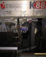 出售上海意达K88剑杆织机