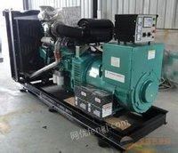 二手玉柴400KW发电机组出售