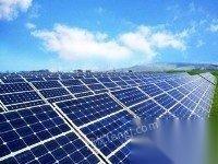 购置库存太阳能多晶硅组件