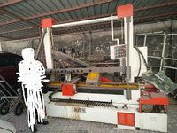 处理库存二手木工全自动背叨车床,俊联MC2036.  MC1820C见图片