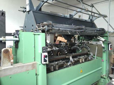 处理一套卡尔迈耶经编机及配套设备DR8E-ST-54