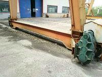 低价处理16吨葫芦龙门吊.跨度16米各悬5米 总长26米