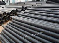 现货出售HDPE废管材