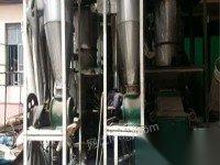 出售闲置二手6F-2240磨粉机6台带提粉器