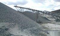 大量供应各种型号规格的碎石、石粉、块石、公路油层料