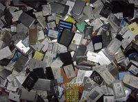 购置库存各种锂离子、聚合物、镍氢、镍镉、二次电池、废钴、镍、铅、锌