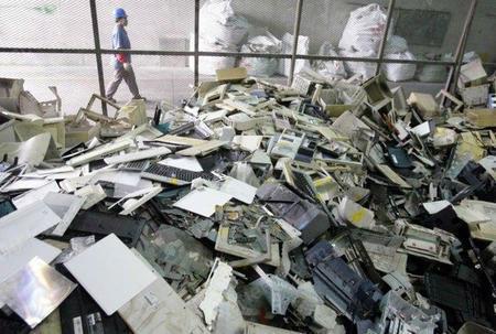 回收二手废旧电子设备