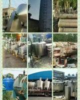 常年出售木糖醇生产线、味精厂设备、鸡精厂设备、乳品厂设备