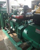 出售玉柴250千瓦发电机,工厂备用机