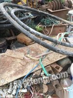 矿山拆下来的高压铝芯电缆特处理