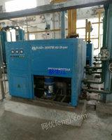 出售二手动力设备冷冻式压缩空气干燥机
