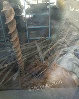 现货出售废铁钢管400多吨