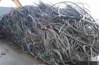回收沈阳电力废旧电缆线铝线