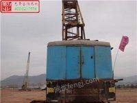 供应杭重50吨强夯机刚才工地下来车况好!