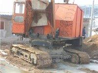 供应去年抚挖厂家翻新W1001强夯机