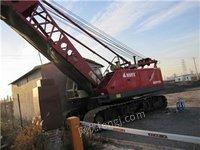 供应两部2011年抚挖QUY50B强夯机和抚挖QUY70B强夯机工作仅几百小时