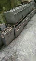 处理旧中频感应炉补偿电热电容器