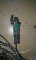 转让库存电锤,角磨机,0.75kw自吸泵