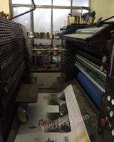 斜拉印刷机