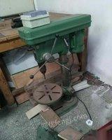台钻、立式钻、铜排剪板机、液压折弯机,钣金加工工作台等出售