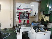 双塔机械出售在库35吨山田高速冲床DP-35CS